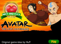 Avatar the last cockbender